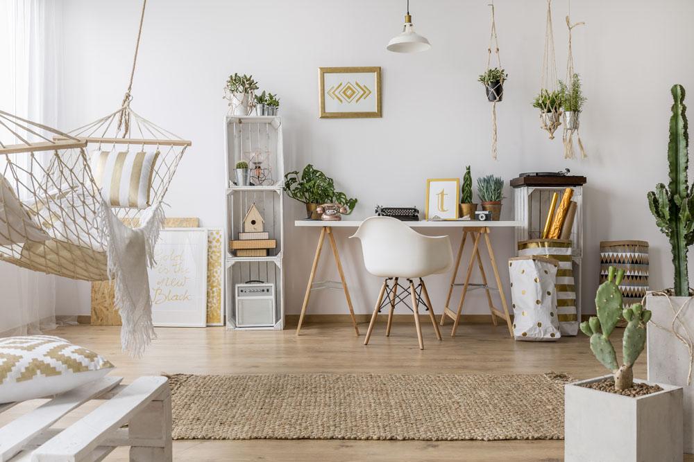h ngematte aufh ngen ohne gestell diy academy. Black Bedroom Furniture Sets. Home Design Ideas