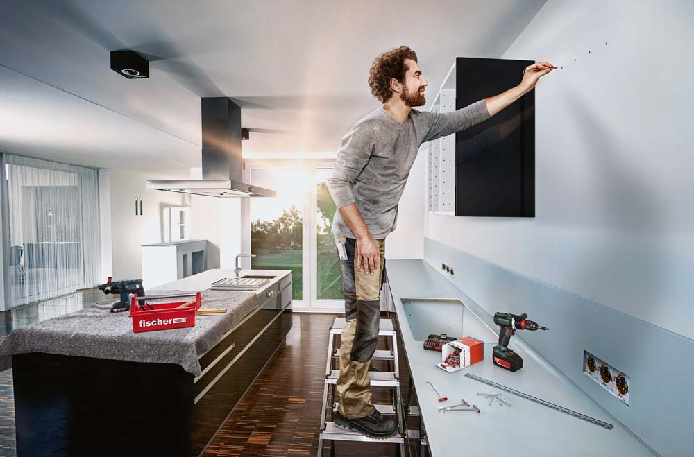 l sung f r schwierige bohrl cher diy academy. Black Bedroom Furniture Sets. Home Design Ideas