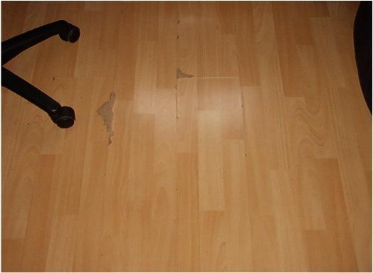 kratzer im parkett und laminat beseitigen. Black Bedroom Furniture Sets. Home Design Ideas