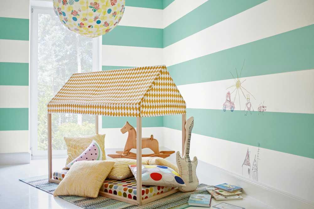 ✓ Kinderzimmer Wandgestaltung leicht gemacht | DIY Academy