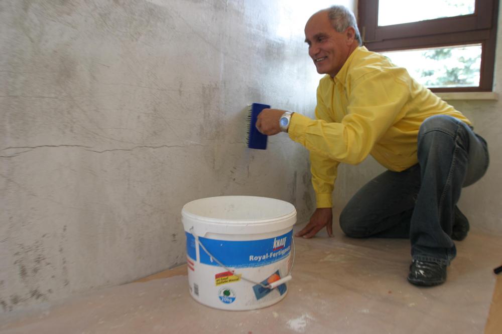 Richtig streichen for Boden renovieren