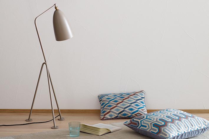 wandgestaltung mit kreativ putz. Black Bedroom Furniture Sets. Home Design Ideas