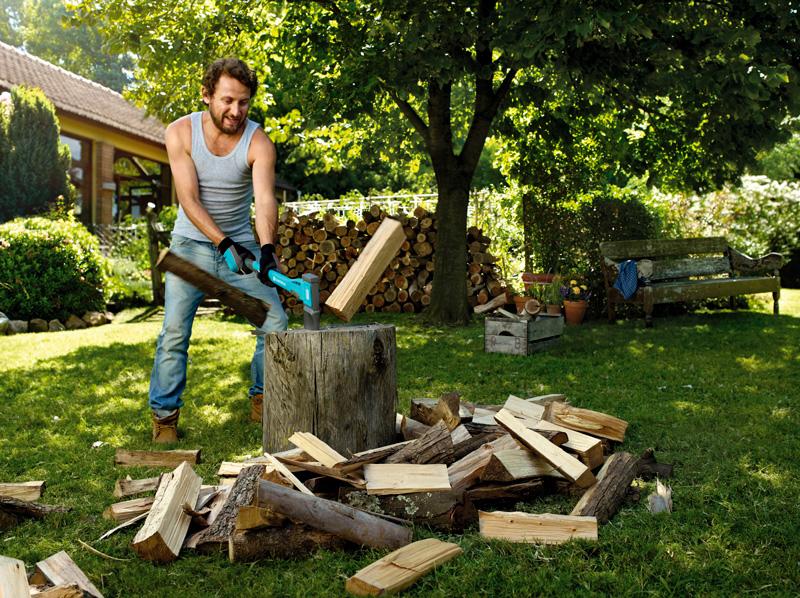 brennholz selbst schlagen und richtig lagern. Black Bedroom Furniture Sets. Home Design Ideas