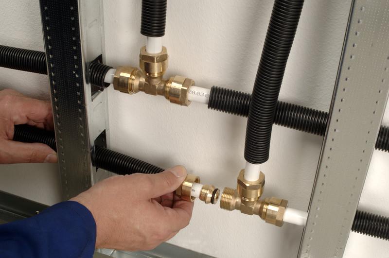 Bekannt Neue Trinkwasserleitungen verlegen VQ54