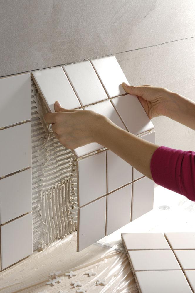 Fliesenspiegel in der Küche | DIY Academy