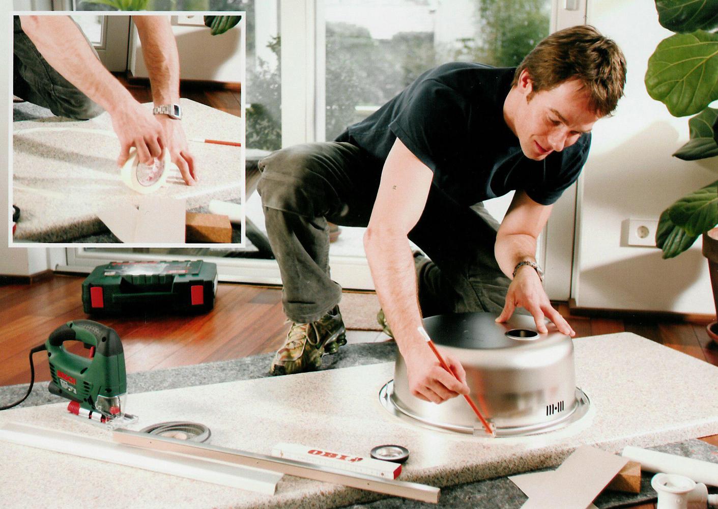 küche einbauen | jtleigh.com - hausgestaltung ideen - Küche Einbauen Lassen
