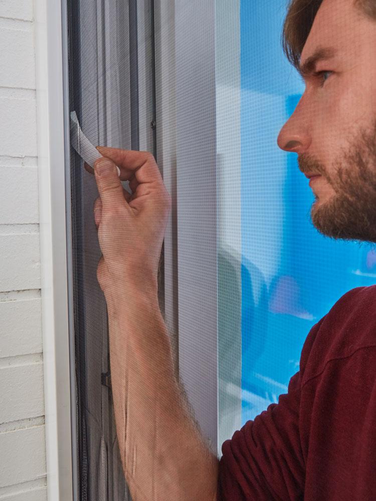 Fliegengitter für Tür und Fenster | DIY Academy