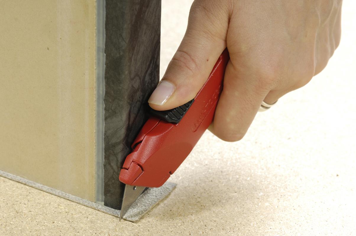 umleimer an küchenarbeitsplatte erneuern | diy academy