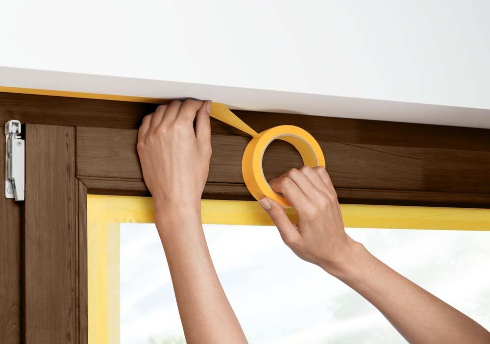 Häufig Holzfenster streichen | DIY Academy HM49