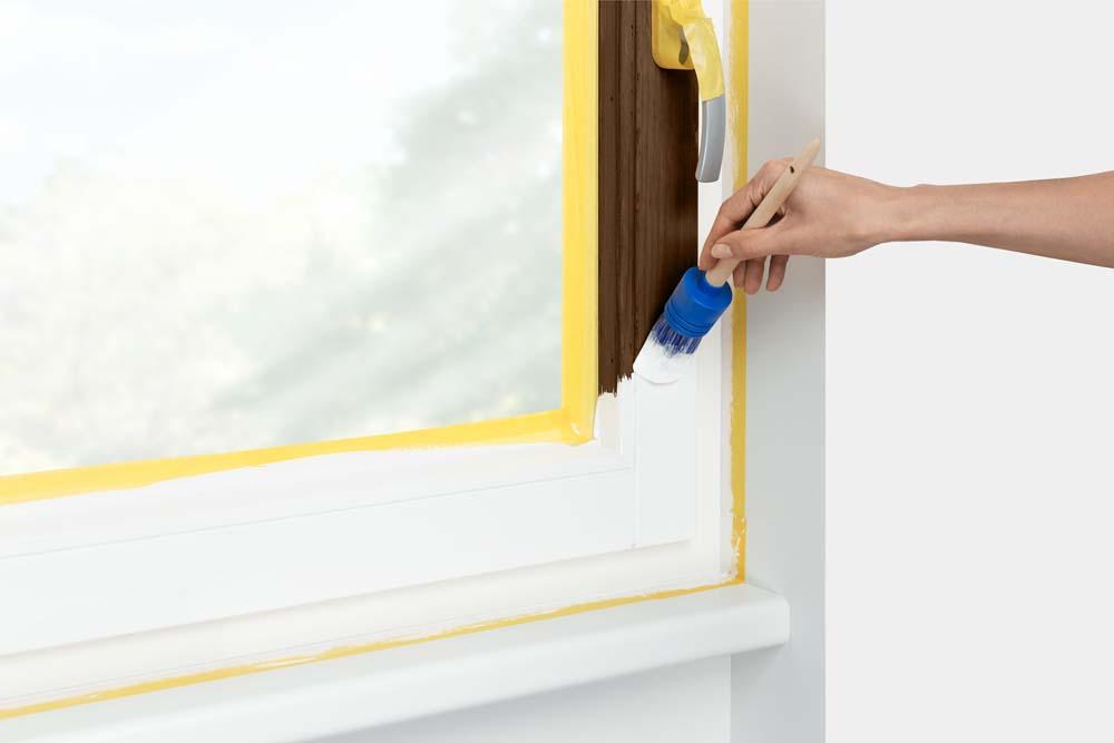 Sehr Holzfenster streichen | DIY Academy LN35