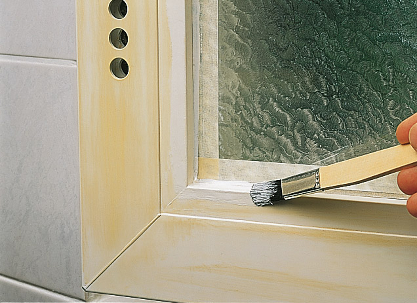 Beliebt Kunststofffenster lackieren SA85