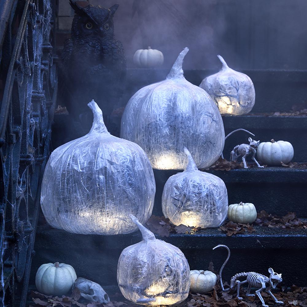 Leuchtende Diy Deko Zu Halloween Diy Academy