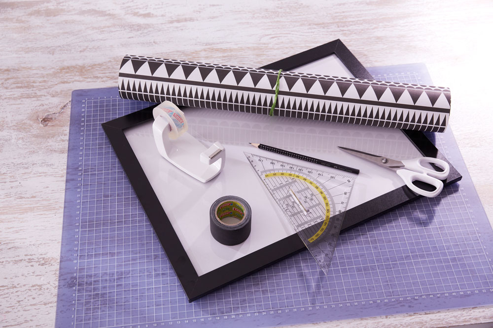 Schreibtischunterlage Im Eigenen Design