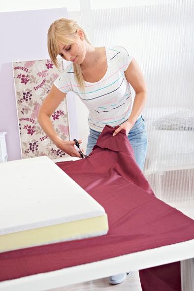 betthaupt polstern. Black Bedroom Furniture Sets. Home Design Ideas