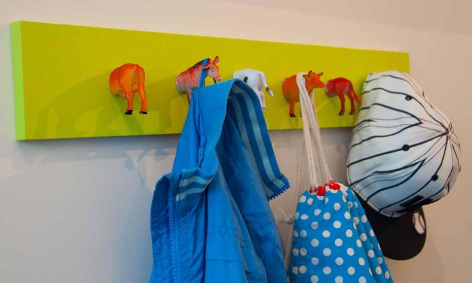 Kindergarderobe selber bauen | DIY Academy
