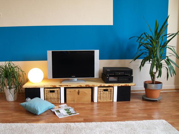 rustikales tv m bel. Black Bedroom Furniture Sets. Home Design Ideas
