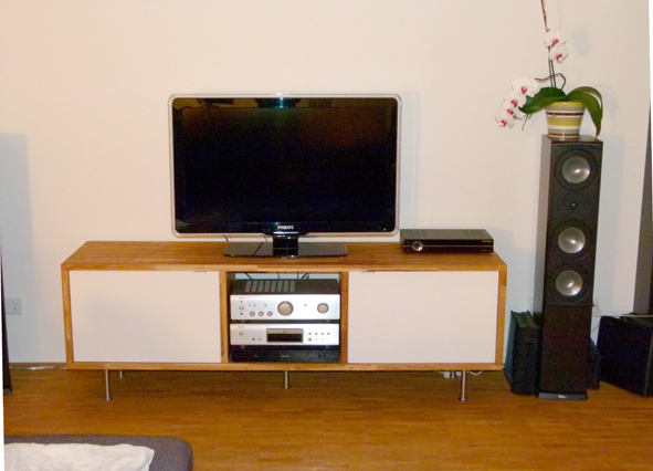 tv schrank bauen m bel design idee f r sie. Black Bedroom Furniture Sets. Home Design Ideas