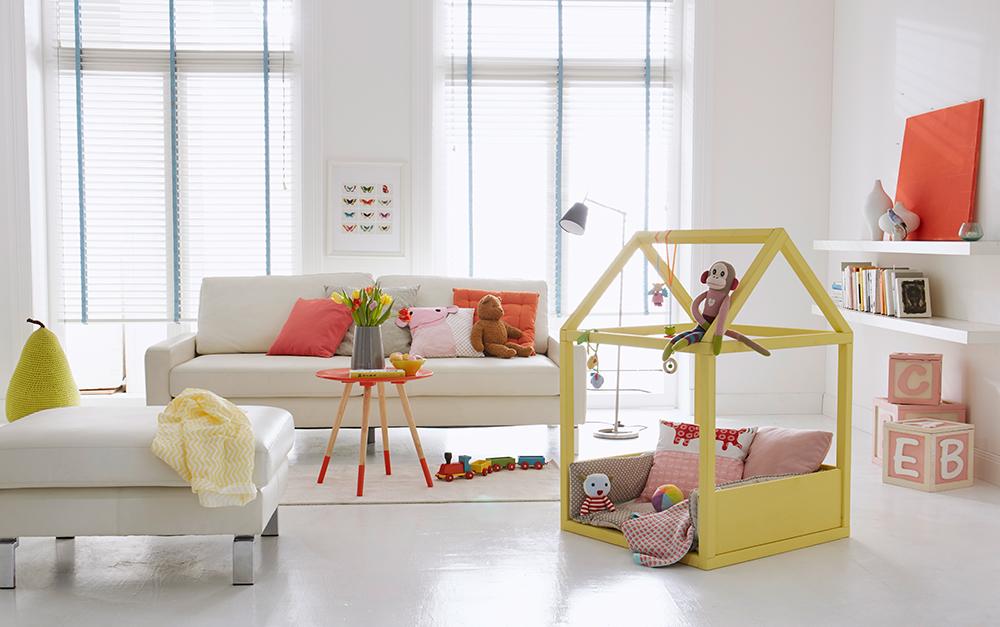 Spielhaus für drinnen   DIY Academy