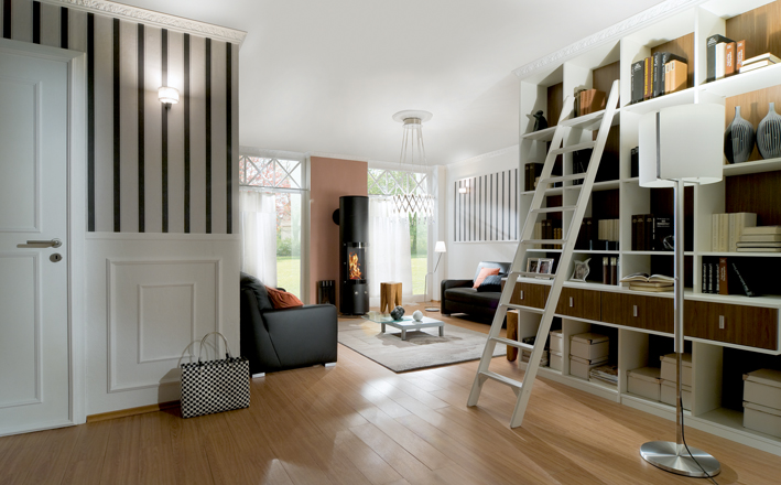 zierprofile f r wand und decke. Black Bedroom Furniture Sets. Home Design Ideas