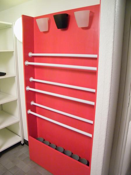 ordnung mit system begehbarer kleiderschrank. Black Bedroom Furniture Sets. Home Design Ideas