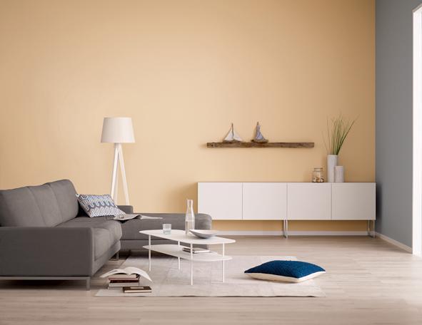 Wohnzimmer Wande Farbig Gestalten ~ Innenarchitektur und Möbelideen