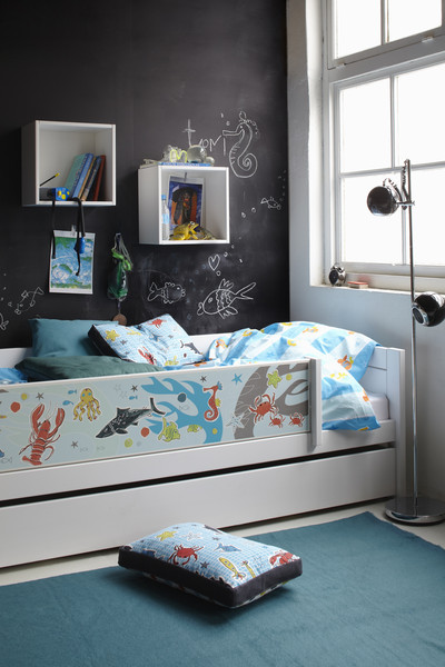 kinderzimmer f r jungs einrichten. Black Bedroom Furniture Sets. Home Design Ideas