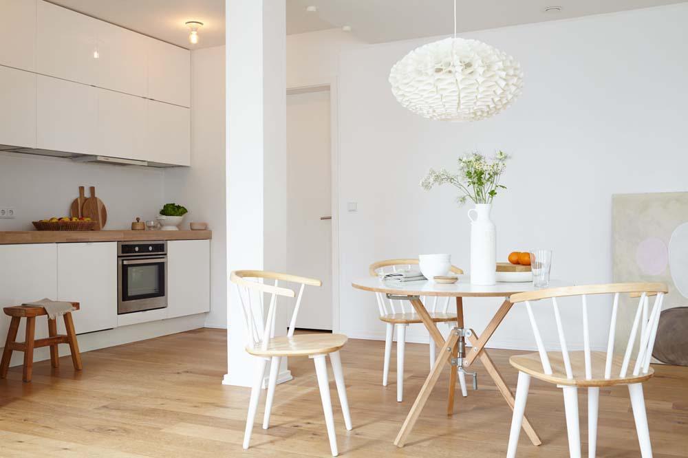 Küche streichen – mit Farbe, die du sogar abwischen kannst! | DIY ...
