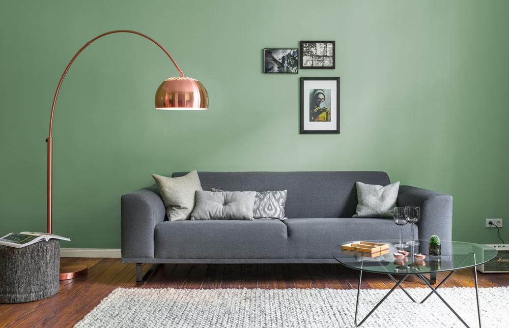 trend wandgestaltung eleganter grauschleier. Black Bedroom Furniture Sets. Home Design Ideas