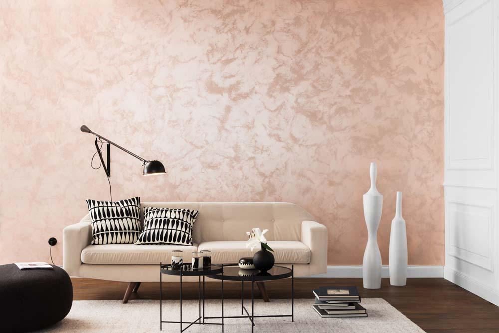 Wände streichen mit Perlmutt-Effekt | DIY Academy