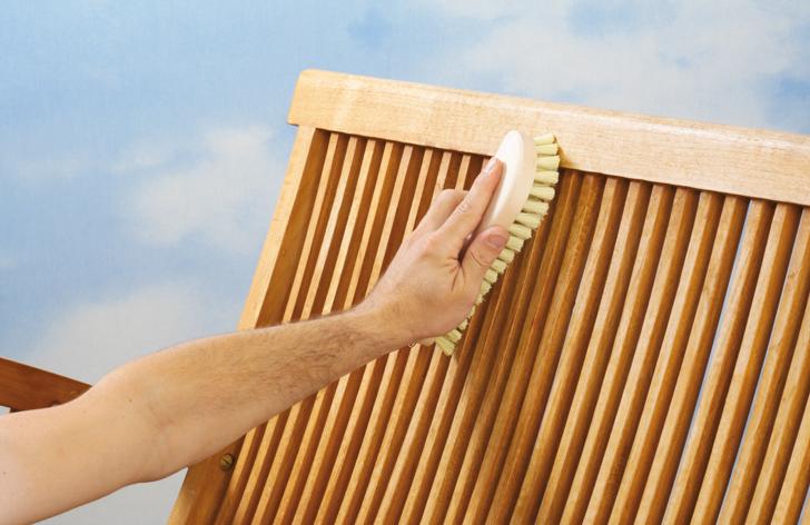 Holz im Außenbereich schützen
