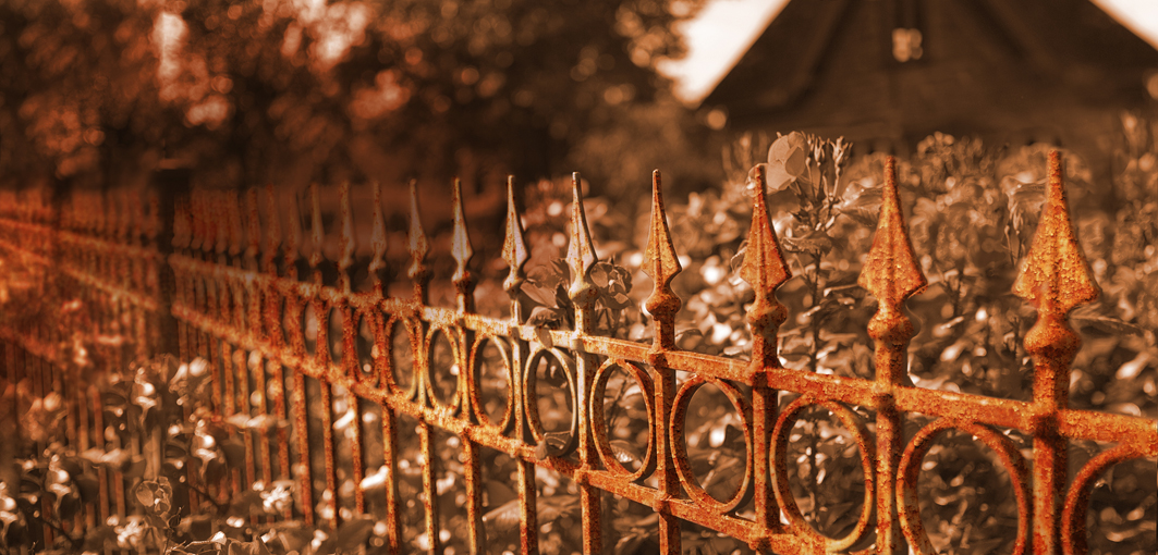 Fabulous Zäune aus Metall vor Rost schützen | DIY Academy AP69